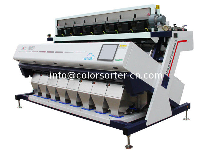 Coffee Beans Color Sorter machine Self-learning function with automatic image identification function and user friendly