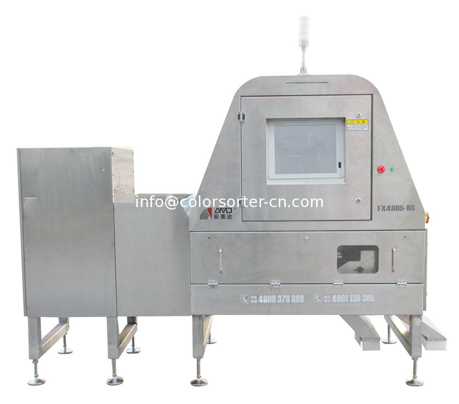 Raisin Xray detector and Color Sorting machine for Raisin,Sorting Raisins by Machine Vision System
