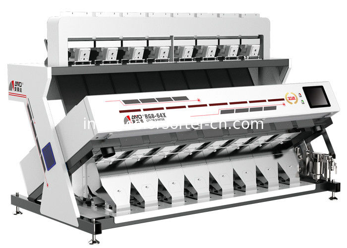 Zhongke Rice Color Sorting Machine Manufacturer,RG series,Best Option For Rice Miller